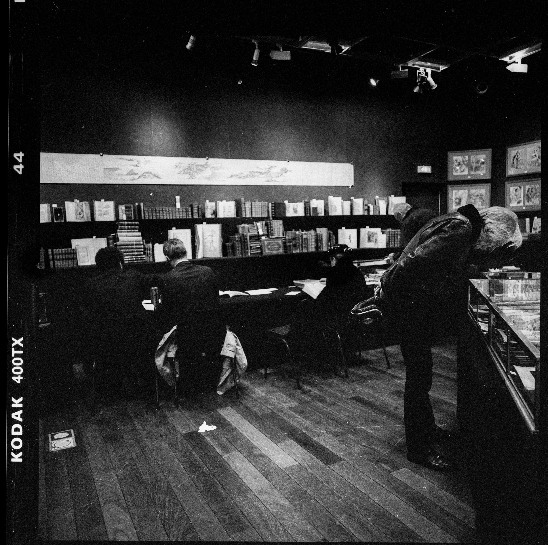 Photo d'Alexis Allemand à l'Espace Drouot - Les ventes aux enchères à Paris.