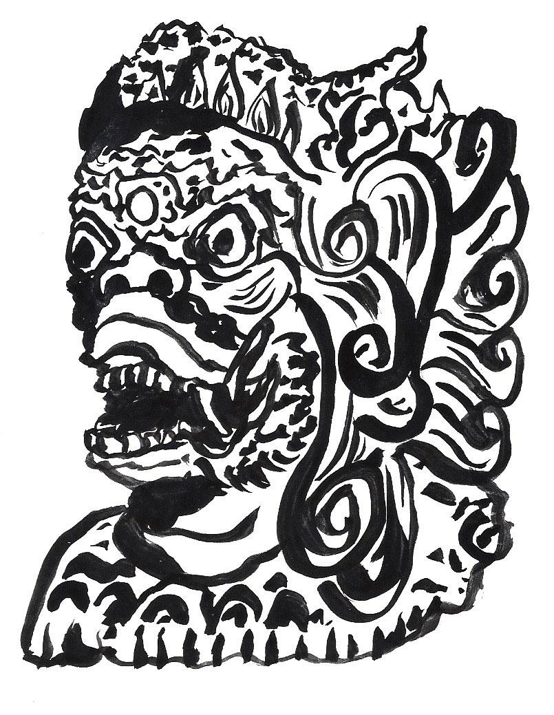 Illustrations de Xavier Frederick sur la crise des minorités birmanes