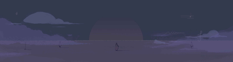 musique-engage-kant-oeuvre-art-bleu-allonge-unsightd-amaury