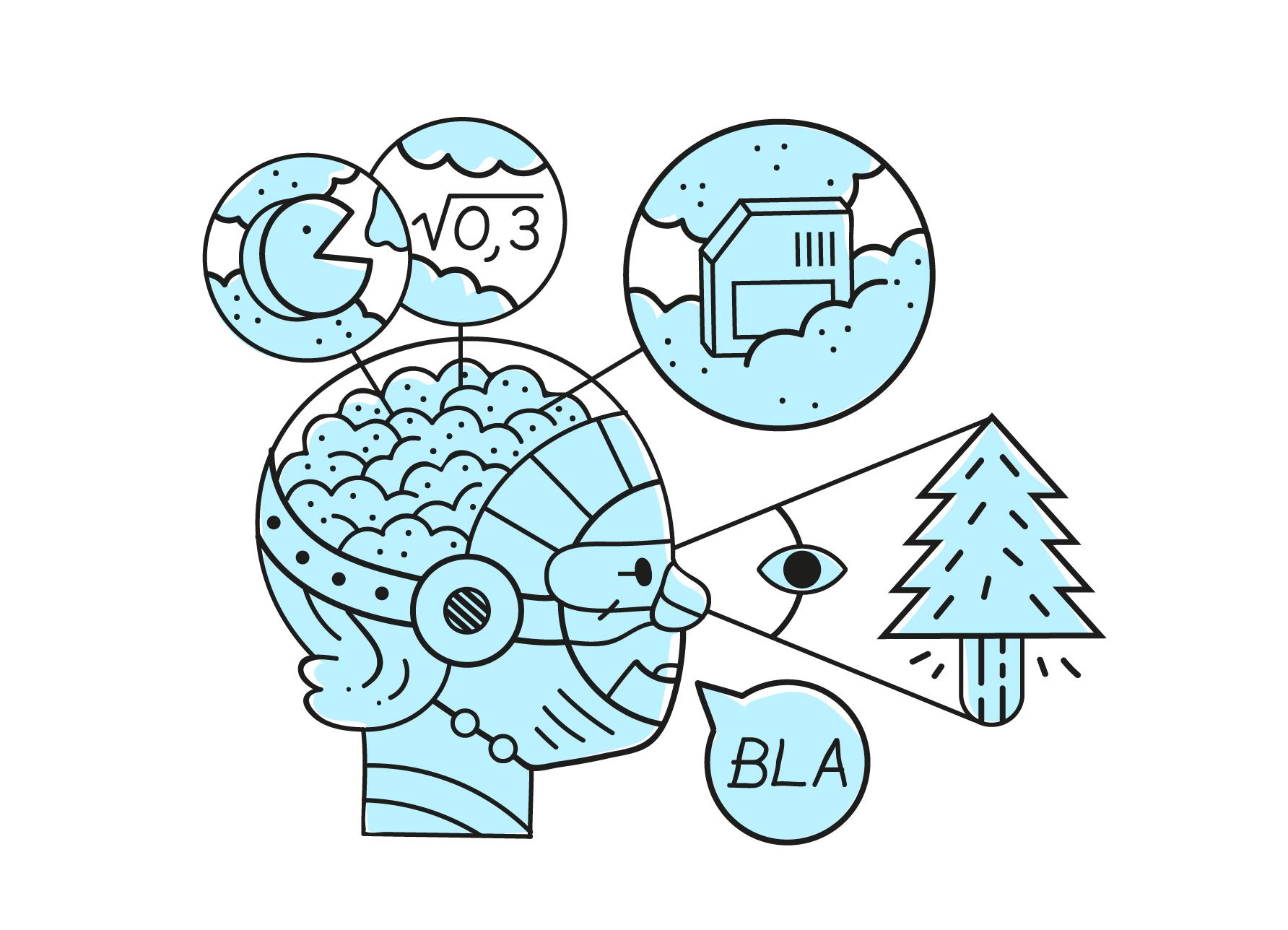 IA : l'intelligence artificielle, une forme d'intelligence différente de la nôtre, destinée à occuper une place croissante dans la société.