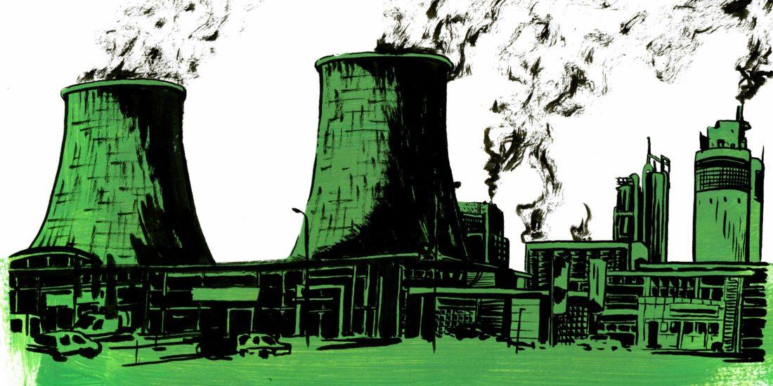 Croissance verte : la lutte contre le changement climatique et la lutte écologique sont plus que jamais un combat pour la survie de notre espèce.
