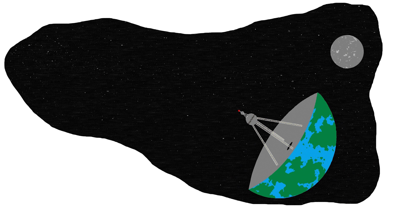 Illustrations de Hugo BM. Le paradoxe de Fermi : si la vie extraterrestre existe, pourquoi ne s'est-elle pas encore manifestée ?