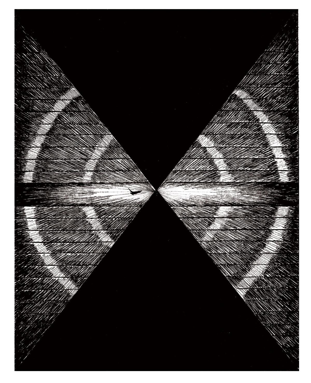 LSD et musique psychédélique. Illustrations de Romain Chasserio.