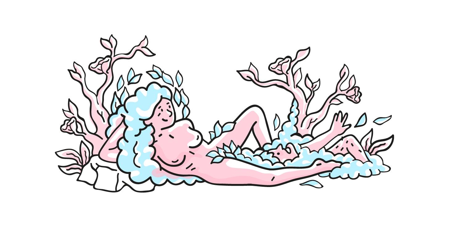Le féminisme de Gaïa. Histoire de la philosophie du féminisme. Illustrations de Camille Gobourg