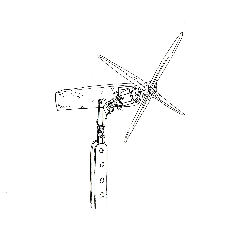Low-tech : les vraies technologies du futur. Illustrations d'Eric Vanderhaegen
