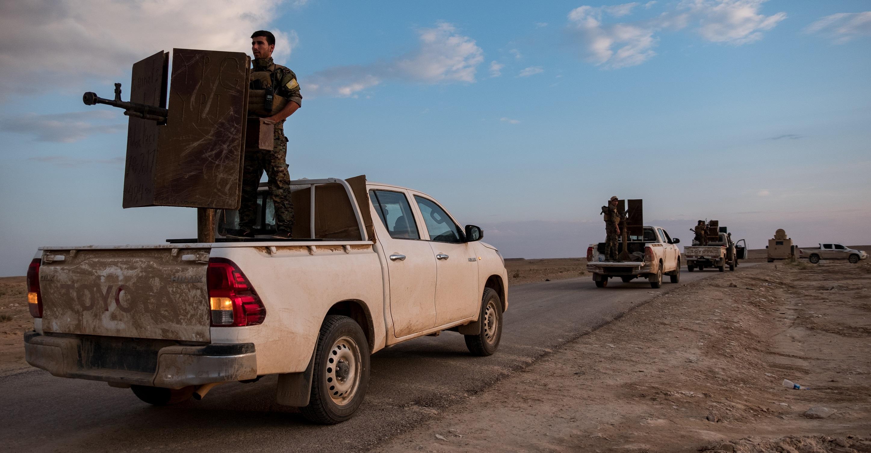 État Islamique : les derniers jours du califat ? Par Constantin Gouvy